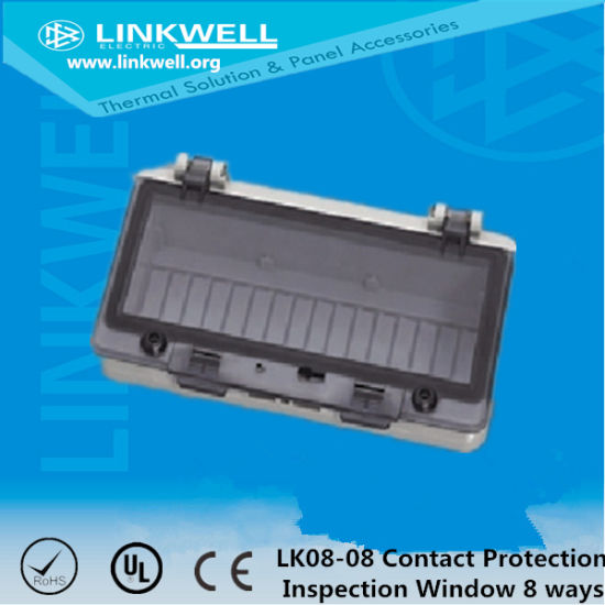 ABS Waterproof Inspection Window for Switchgear (LK08-08) pictures & photos