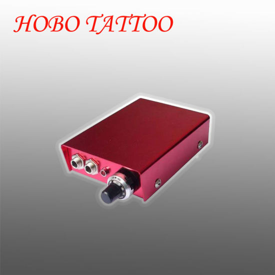 China Hot Sale Cheap Mini Tattoo Gun Power Supply HB1005-5 - China ...