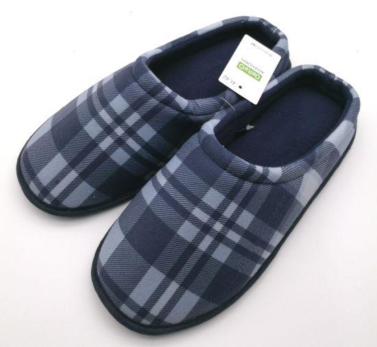 3406de7a55f China Man Home Shoe Slipper Bedroom Shoe Dr-40 - China Man Home Shoe ...