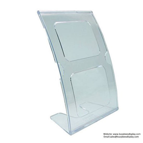 Acrylic Sign Holder, View Product pictures & photos