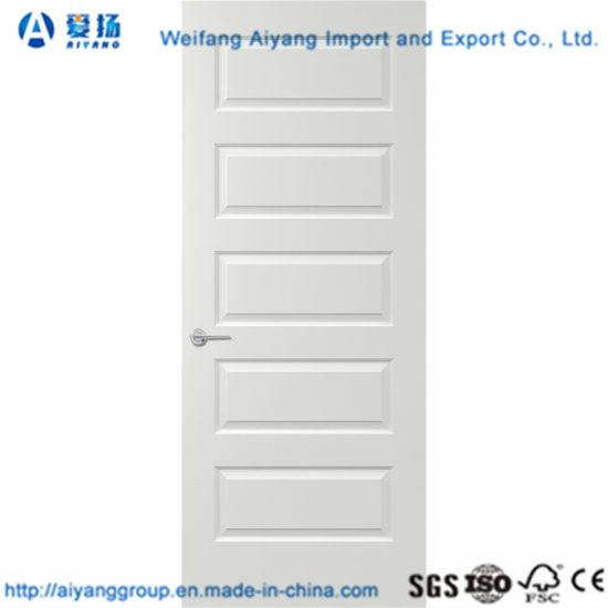 Interior Door Leaf House Door Skin Panels Melamine Door Skin