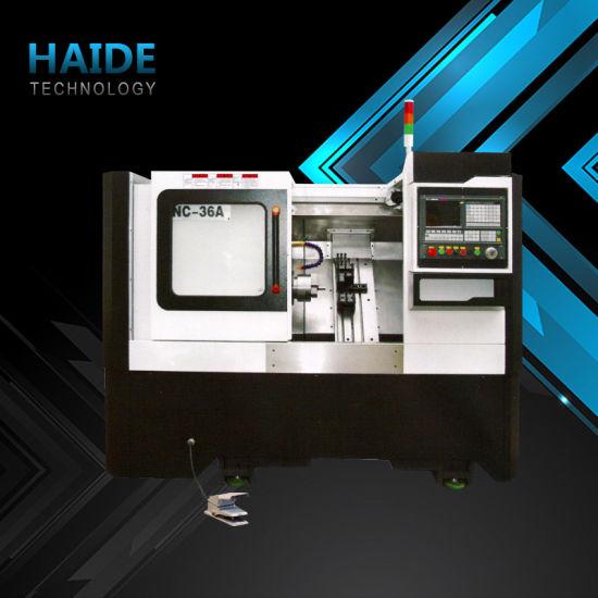 High Precision Slant Bed CNC Lathe for Sale (HNC36A)