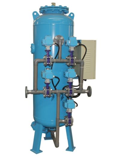 Automatic Self Cleaning Sand Bed Filter