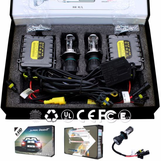 Wholesale Manufacturer Hot Sale H1 H4 H7 H8 H11 9005 9006 9007 Xenon HID Kit