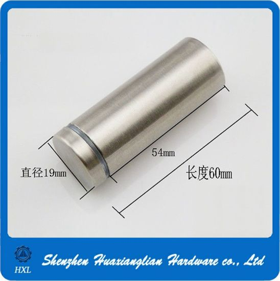 Stainless Steel Advertisement Fixing Screws Glass Standoff (12X25 19X25 25X30) pictures & photos