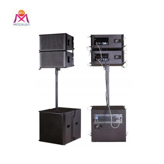 Sound System PRO Active 18inch Subwoofer Line Array Speaker