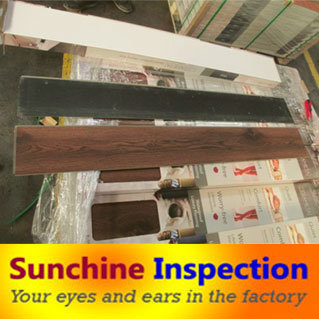 Wood Flooring Quality Control Services / Pre-Shipment Inspection Service / Container Loading Check pictures & photos