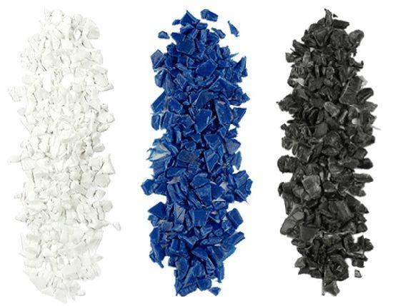 China HDPE Flakes/HDPE Scrap Flakes/HDPE Scrap Chips - China HDPE