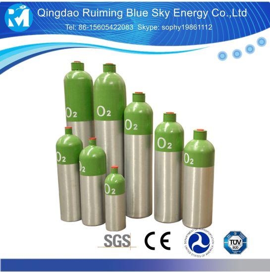 China Oxygen Cylinder/Gas Cylinder Seamless Steel Oxygen