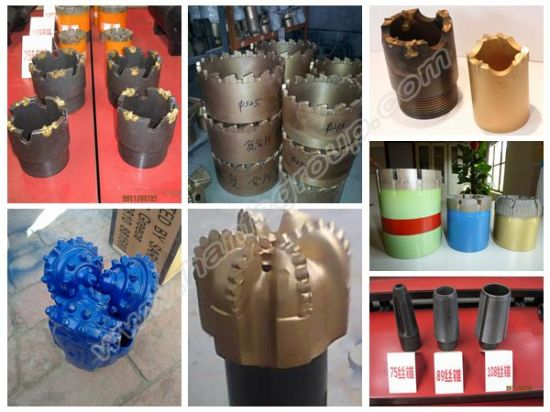 Three Wing Tungsten Carbide Drill Bit pictures & photos