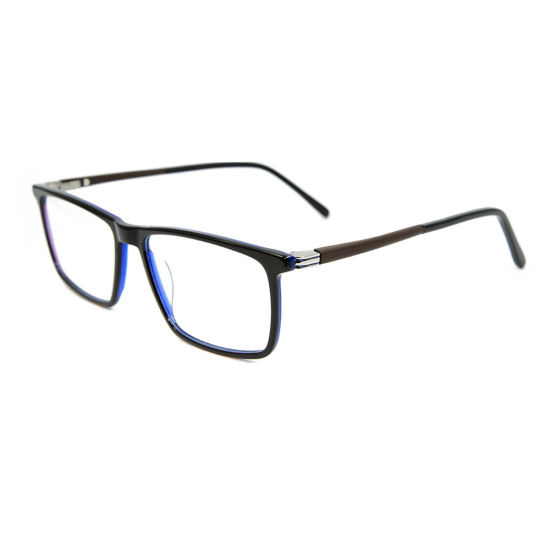 73870f06f28d Wholesale New Arrival Hot Sale High Quality Eyewear with Acetate Material Optical  Frames for Men. Get Latest Price