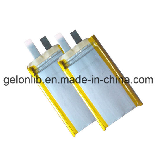 Aluminum Laminated Film for Lithium Ion Battery Pouch Cell Materials pictures & photos