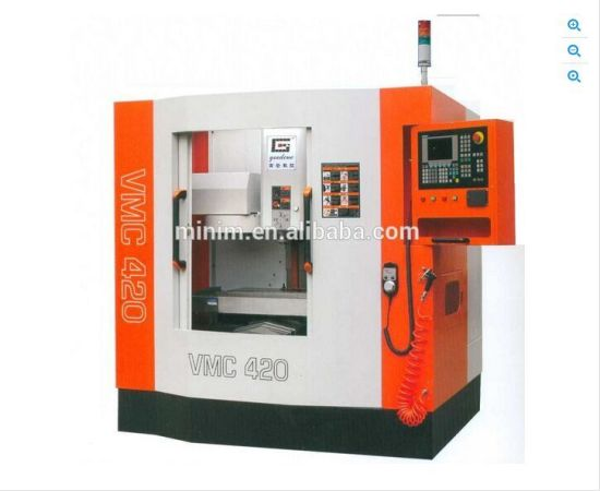 Small Size High Precision CNC Milling Machine (VMC420L) pictures & photos