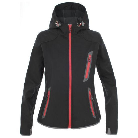 2015 Womens Classtic Waterproof Softshell Jacket