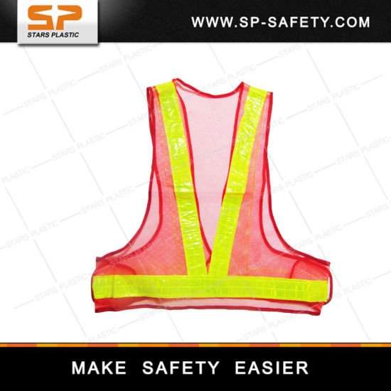 Roadway Reflective Vest High Quality Cheap Reflective Vests pictures & photos