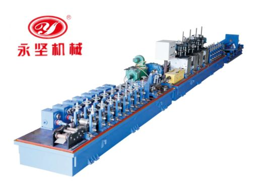 Steel Square Pipe Making Machine/Stainless Steel Pipe Mill/Tube Making Machine