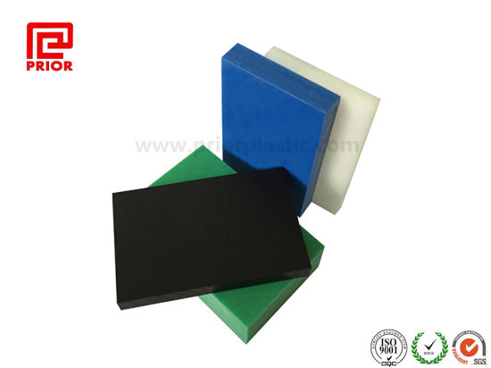 Blue Acetal Sheet with High Surface Hardness pictures & photos