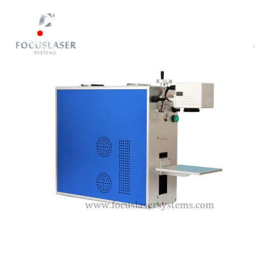 Focuslaser Affordable Laser Marking Machine From Factory for Metal and Non Metal