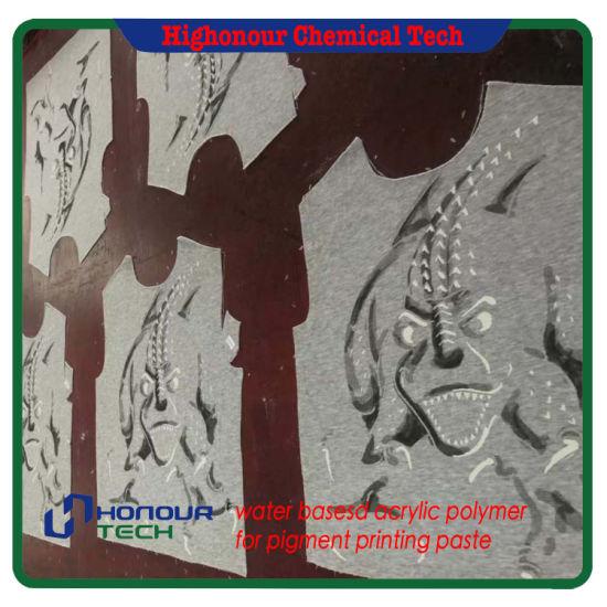 Rubber Screen Print Paste Polymer