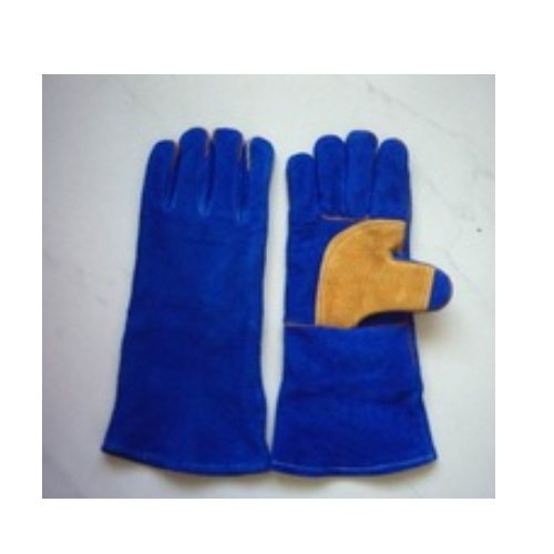 Gloves Cow Split Leather Welding Gloves