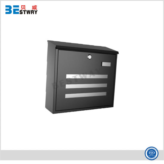 Outdoor Metal Newspaper Holder Mailboxes pictures & photos