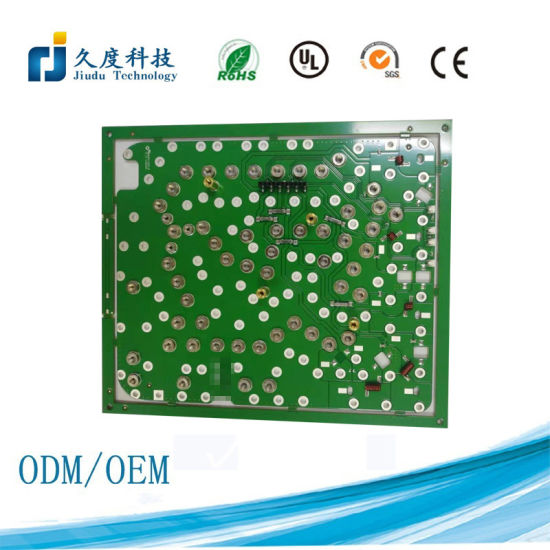 OEM Electronic Circuit Board RF PCB Assembly PCBA