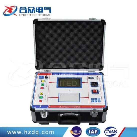 Low Cost High Accuracy Transformer Turn Ratio Meter / Testing Machine