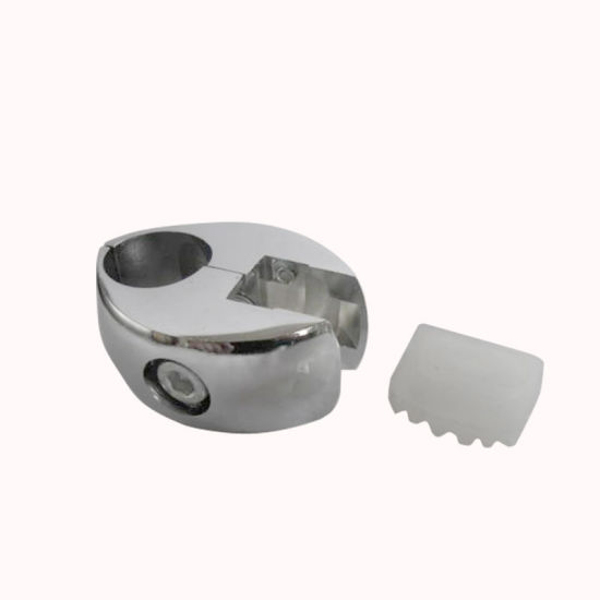 Guangzhou Metal 25mm Male Tube Connector for Round Pipe