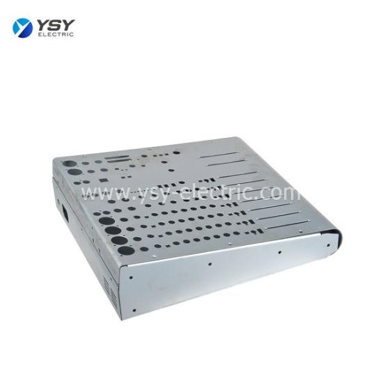 High Precision Metal Fabrication Telecoms Device Steel Enclosure
