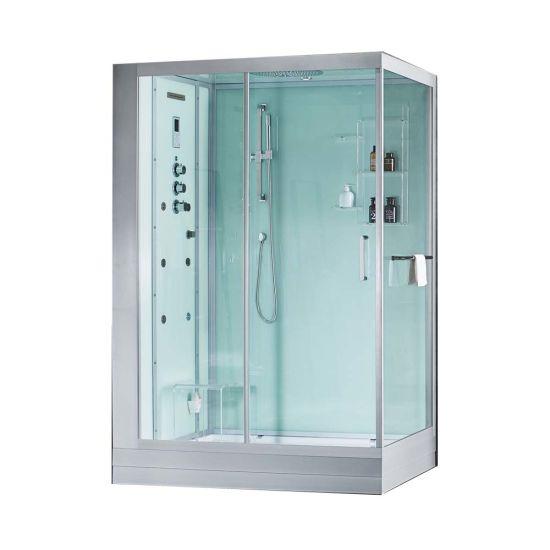 Luxory Wet Sauna Home Portable Steam Shower Cabin