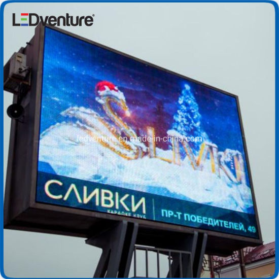 Full Color P10 SMD High Clear Outdoor LED Display for Advertising