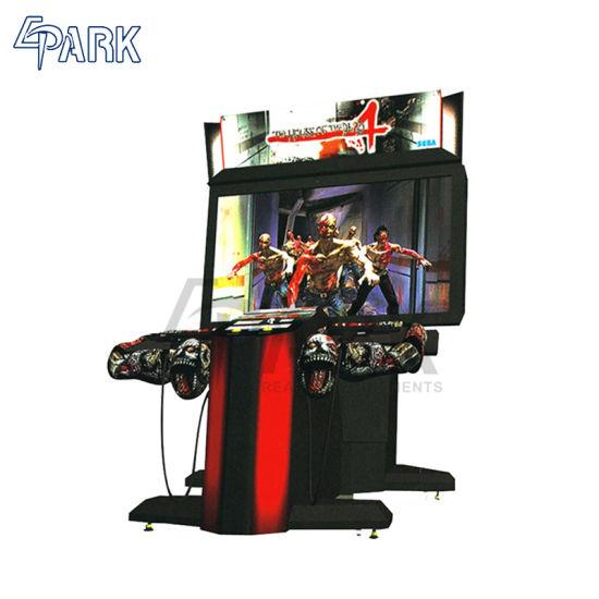 Infrared Shooting Game Arcade Shooting Video Game Machine