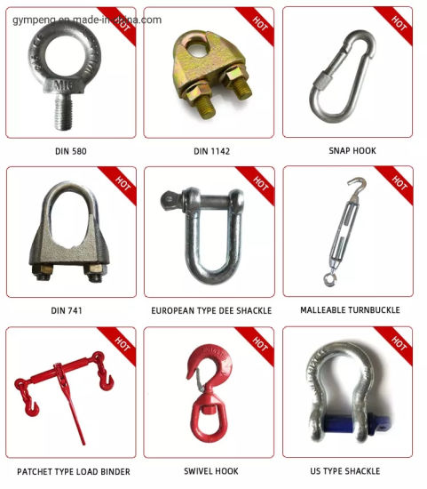 Studless Anchor Chain & Accessories