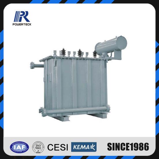 11kv/35kv/110kv Force Oil Water-Cooled Rectifier Transformer