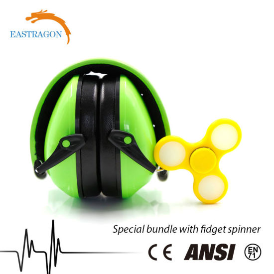 Soft Foldable Ear Muffs for Baby and Kids pictures & photos