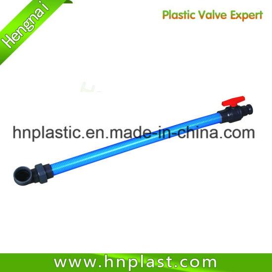 Plastic PVC Flexitank Ball Valve
