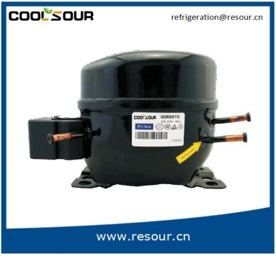 China Coolsour Refrigeration Compressor, Refrigerant