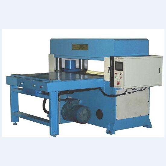 Automatic Hydraulic Floor Mats Cutting Machine