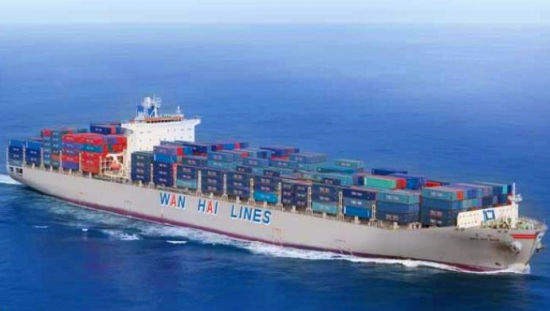 China LCL Consolidation Shipping Freight From Guangzhou to