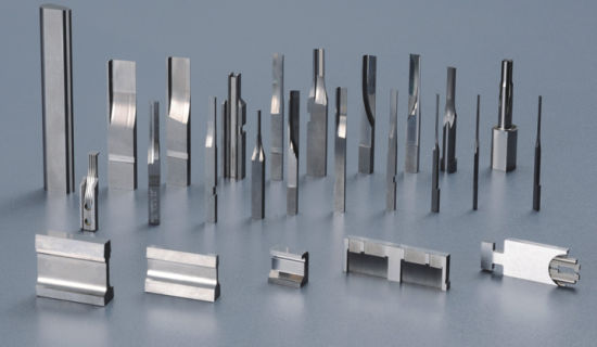 Tungsten Carbide Cold Forging Dies for Stamping, Injection Mould pictures & photos