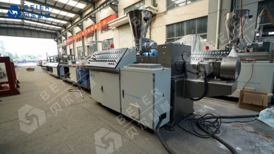 Wood and Plastic Profile Extruder/WPC Extruder/WPC Floor Extrusion Line