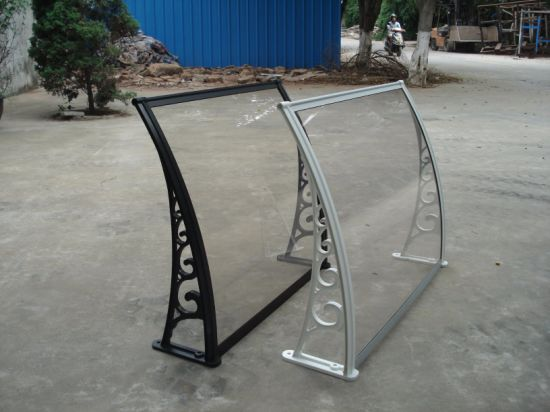 Polycarbonate Awning PC Canopy Aluminium Plastic Bracket pictures & photos