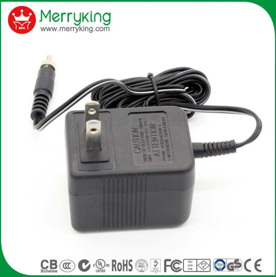 UL cUL Safety Approval 12V 0 3A Linear Power Supply AC DC Power Adapter