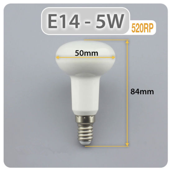 LED Lamp 5W 7W 9W 12W Light R50 R63 LED Bulb pictures & photos