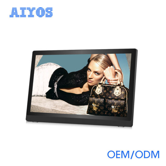 China Thin Bezel Picture Music MP3 MP4 Digital Picture Frame - China ...
