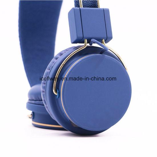 Factory Wholesale Foldable Wireless Headphone Bluetooth Headset Models