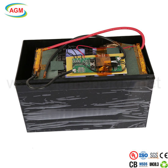 Wholesale Power Battery 12V 100ah 4s20p Rechargeable Lithium Battery