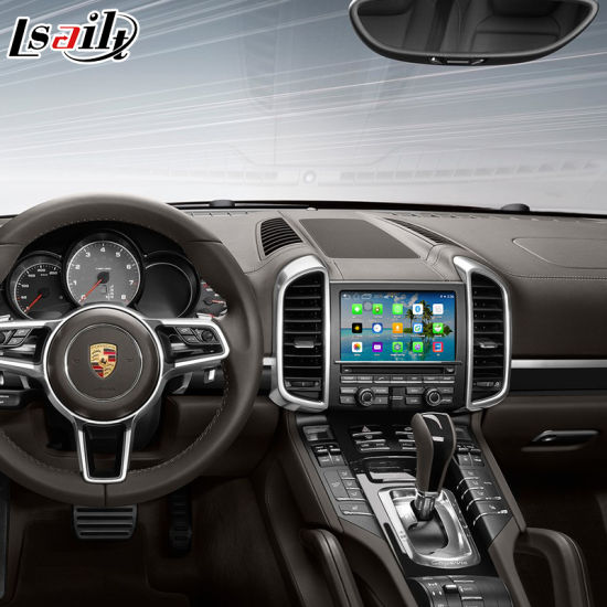 China Android GPS Navigation System for Porsche Cayenne PCM