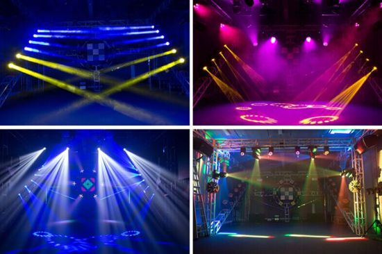 280W Beam Spot Wash Moving Head Lighting for Stage/DJ/Disco Lighting