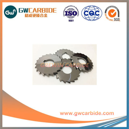 2018 Tungsten Carbide Saw Blade Use for Cutting pictures & photos